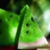 семена зелена диня