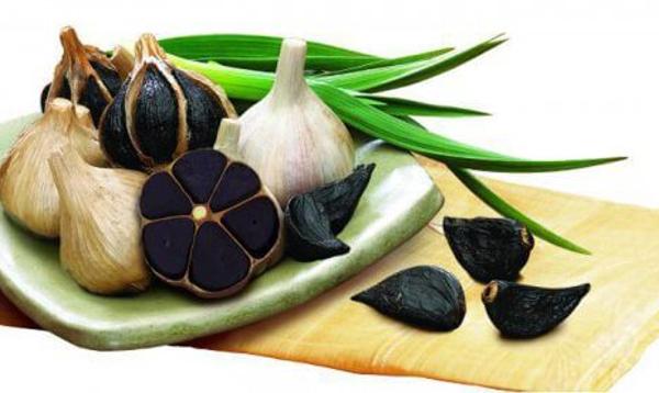черен чесън семена