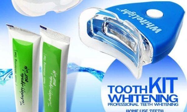Система за избелване на зъби с гел